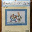 Daisy Kingdom Bucilla Horsie Ride Bunny Horse counted cross stitch kit 40559-410