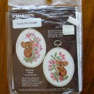 Charmin koala bear flower needlepoint embroidery kit #04-63