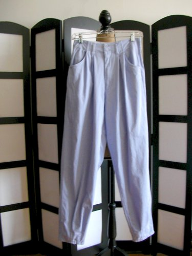 Best American Clothing Co retro purple tapered pants size 9/10