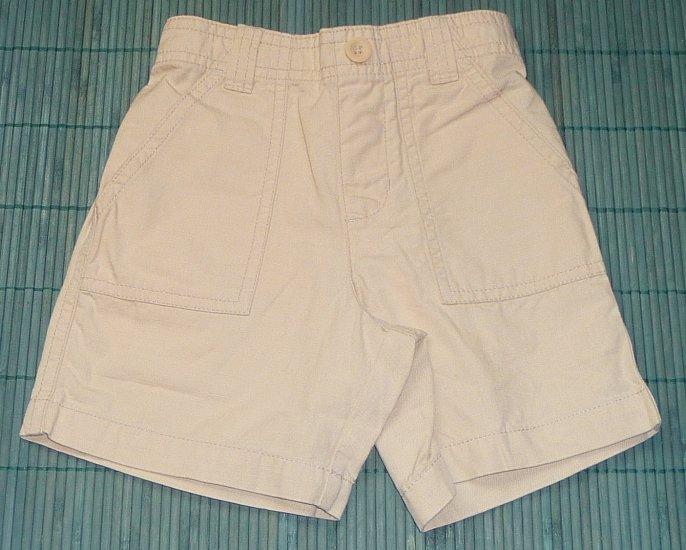 Gymboree Infant Baby Boy Khaki Shorts 18-24 months NWT