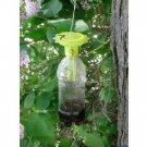 RECYCLABLE SODA BOTTLE WASP TRAP REUSABLE