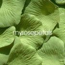 Petals - 1000 Silk Rose Petals Wedding Favors - Solid Colors - Sage
