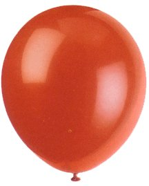 "Balloons - 12"" Latex Balloons - 144/Bag - Birthday Party/Wedding Celebration - Red"