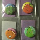 Fruitz Buttons