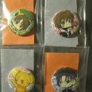 Cardcaptor Sakura Buttons