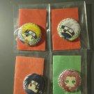 Naruto Buttons