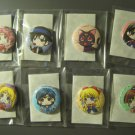 Sailor Moon Buttons
