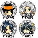 Kateikyoushi Hitman Reborn Buttons