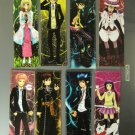 Ao no Exorcist Bookmarks
