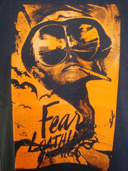 Mens Womens Las Vegas Urban Cool Art T-Shirt Dark Blue M