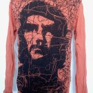 Mens Womens Che Guevara Revolutionary Long Sleeve Shirt