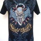Emperor Eternity Baby Punk Pendant T-Shirt Black Size M