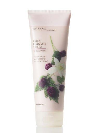 Black Raspberry Vanilla Body Cream