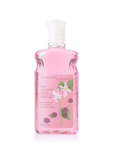 Black Raspberry Vanilla Shower Gel