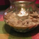 Luminous Seashell Candle