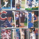 58 Different Mark Grace cards 90's-04's Chicago Cubs, Diamondbacks