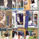 16 different Brandon Webb cards 03(RC)'s-05's Arizona Diamondbacks