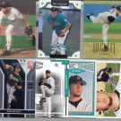 7 different Josh Beckett cards 00's-05's Boston Red Sox