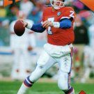 1995 95 Collector's Edge Instant Replay John Elway card #9 Denver Broncos