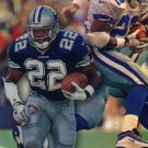 1998 98 Topps Gallery Gold Label Class 1 Emmitt Smith card #90 Dallas Cowboys
