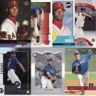 7 Different Doug Davis cards 00's-03's Arizona Diamondbacks