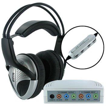 AVIA 5.1 HOME THEATER HEADPHONES