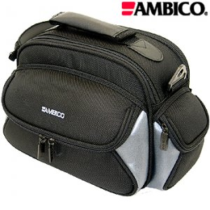 INCLUDES SHOULDER STRAP AND LIFETIME WARRANTY