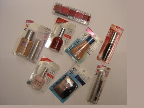 Retail Ready Cosmetics