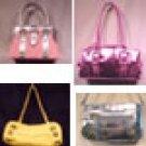 34 Chic Petite Assorted Handbags $6.89 each handbag