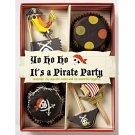 Meri Meri Cupcake Kit Pirate Cupcake Set (Set of 24)