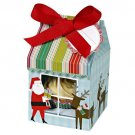 Meri Meri Santa and Reindeer cupcake Treat Favor Box Party FREE SHIPPING