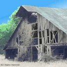 The Old Barn Giclee Art Print 12x16