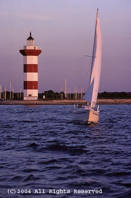 Sailing on the Lake Giclee Art Print 12x16