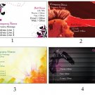 250 Bold Calling Cards