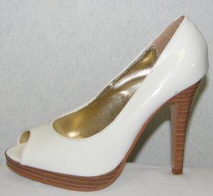 Half Sugar Brand White Shoes