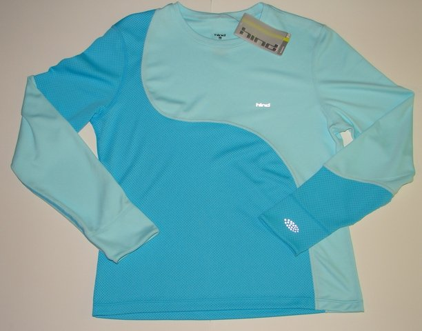 Hind Brand Sweater - Turquoise