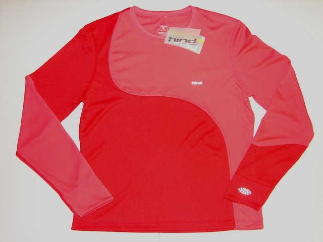 Hind Brand Sweater - Red