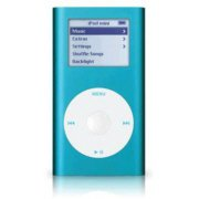 Apple iPod mini 4GB 2nd Gen. MP3 Player - Blue