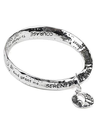 Serenity Prayer bracelet(b107as_5HD)