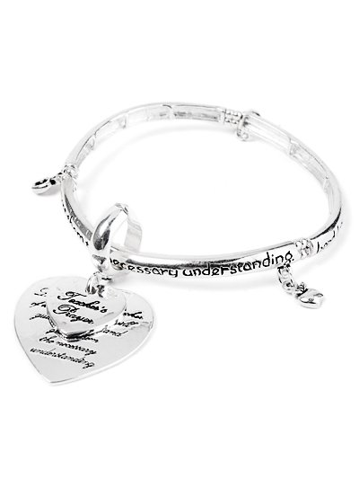 Teacher's Prayer Bracelet(b4294as_4HD)