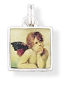 Raphael Angel Picture Charm