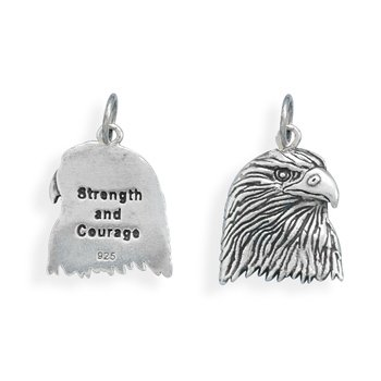 Eagle Strength and Courage Pendant(73537)