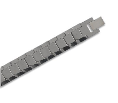"8.5"" Men's Tungsten Carbide Link Bracelet(22824)"