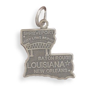 Louisiana State Charm(73723)