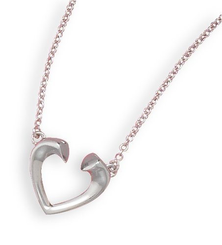 Open Heart Pendant(33089)