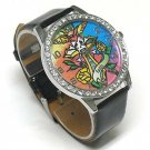 Tattoo background watch(N1573BK-65108)