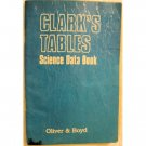 Clark's Tables Science Data Book