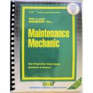 Maintenance Mechanic Paperback, 1984