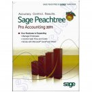 Sage Peachtree Pro Accounting 2011