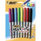 BIC Mark-It Permanent Markers - Assorted Colors